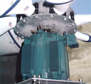 Baldor cooling tower systems motorreductores y controles for Baldor direct drive cooling tower motors